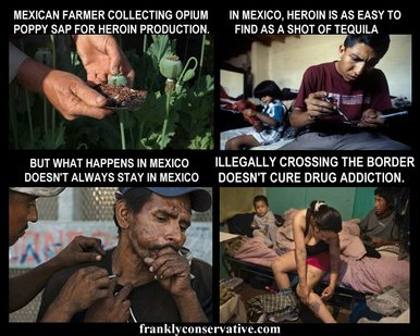 Mexican Heroin Addicts